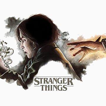 season2 stranger things by jasonmangini