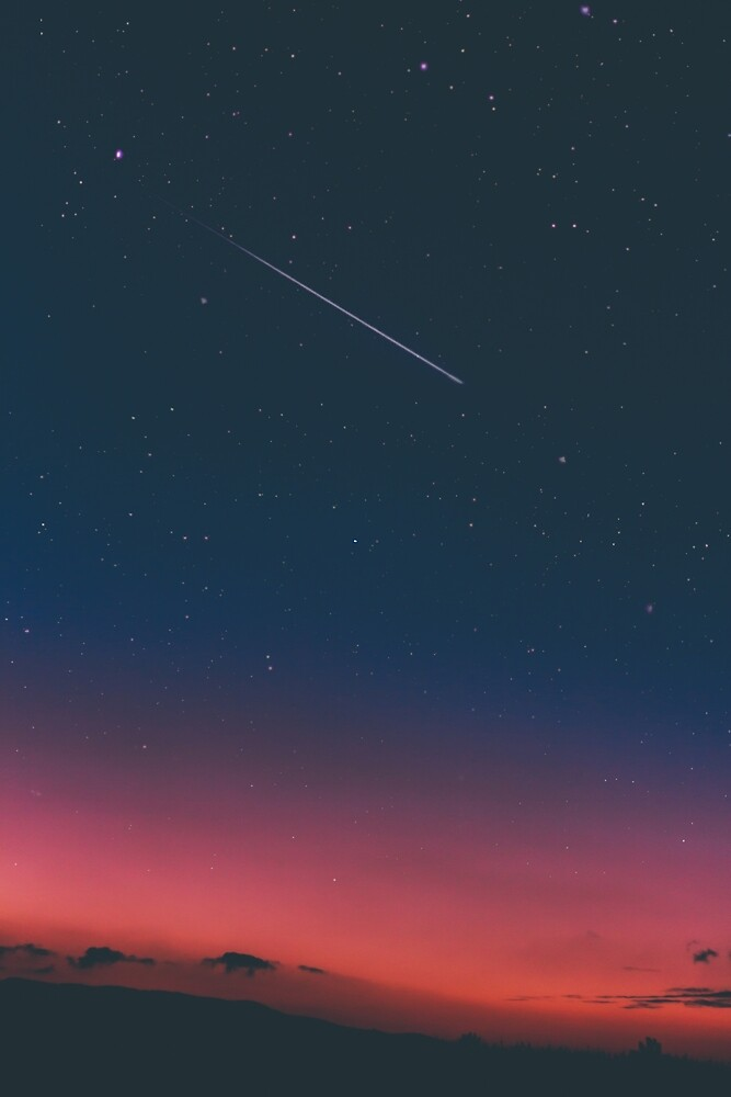 Shooting Star by hr1142