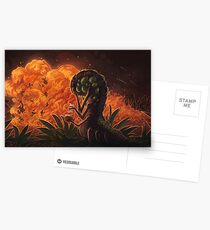 Tragedy Postcards