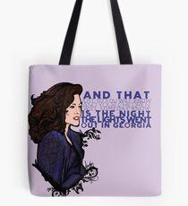 Julia Sugarbaker Tote Bag