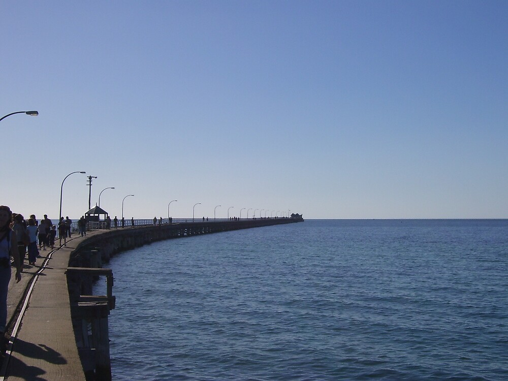The bend in the Jetty by Elise03