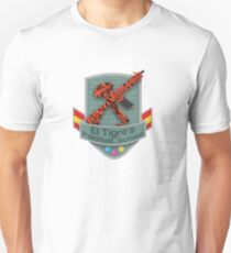 El Tigre's Paintball School T-Shirt