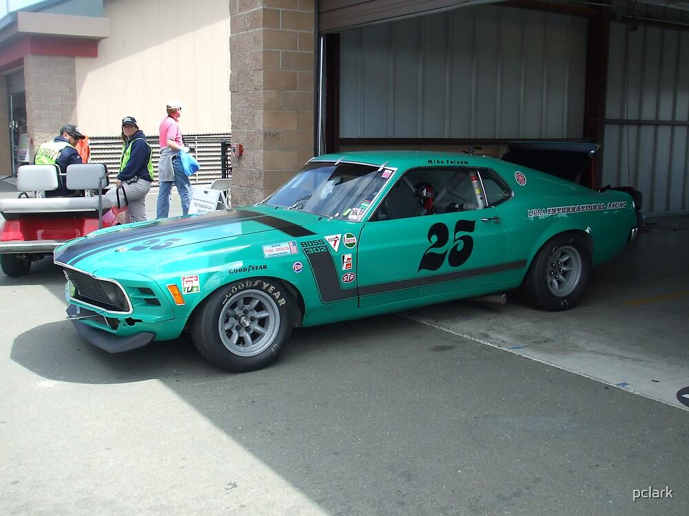 vintage car races by pclark