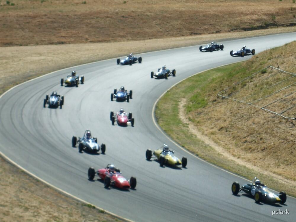 turn 6 infenion raceway/bullet race cars by pclark