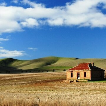 Homestead, Burra SA by timoss
