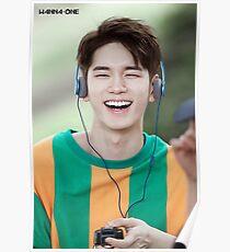 WANNA-ONE (황 미현) ft. Ong Seongwoo (옹 성우) Teaser Photo Poster