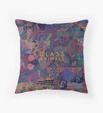 Incroyable Glass Animals Zaba Throw Pillow