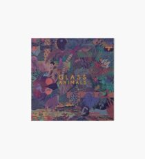 Glass Animals Zaba Art Board