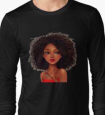 Black Girl - Black Queen T-Shirt