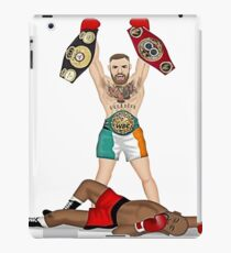 McGregor Taking over Boxing and MMA iPad Case/Skin
