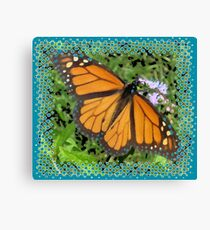 Butterfly Effects Canvas Print