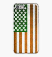 Irish American 015 iPhone Case/Skin