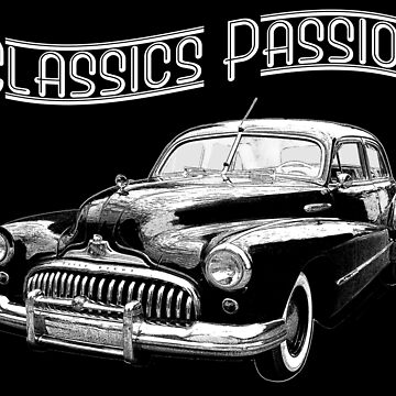 Classics Passion 005 Buick Eight by CPG-Designs