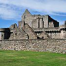 Craigmillar Castle by Tim Pruyn