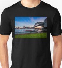 Sunset in Sydney Harbour, Australia T-Shirt