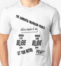 System Of A Down Sugar Lyrical design T-Shirt