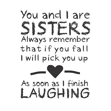 Perfect Gift for the sister in your life, Fun sister gift and birthday gift. Tell her she is the best sister in the world, Ideal birthday, Xmas or Thank You gift by happygiftideas