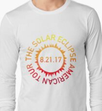 The Solar Eclipse American Tour T-Shirt
