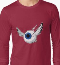 fleyeball - no text Long Sleeve T-Shirt