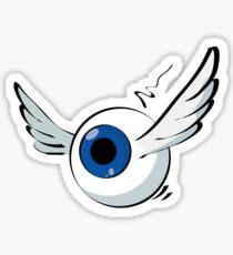 fleyeball - no text Sticker