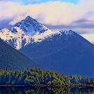 Juneau, Alaska by Deri Dority