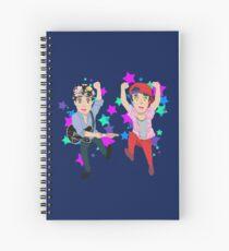 Computer Games (Teragram) Spiral Notebook