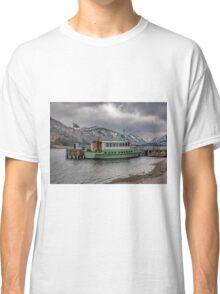 Tourist Boat at Glennridding Classic T-Shirt