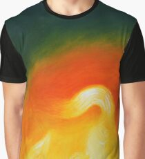 Abstract Clouds 13 Graphic T-Shirt