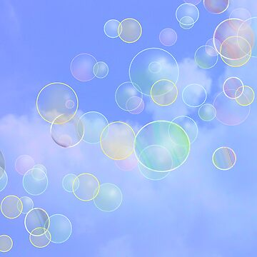 Bubbles Away! by DebStuckey