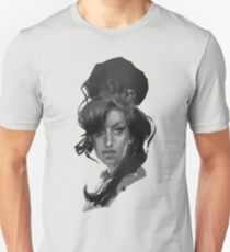Amy Winehouse charismatic strong stylish singer T-Shirt