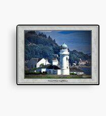 Toward Point Lighthouse Canvas Print