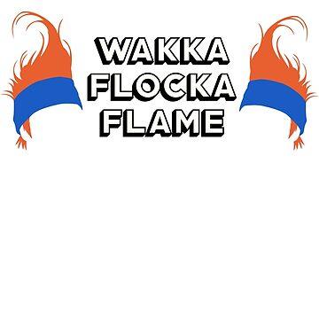 Final Fantasy X - Wakka Flocka Flame by jyeotoole