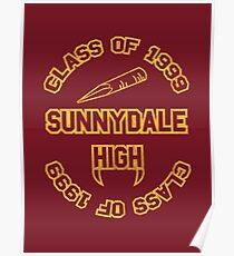 Sunnydale Class of 1999 Poster