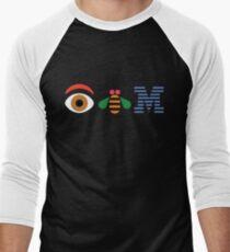 Eye Bee Em Poster sticker T-Shirt