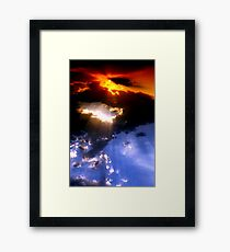 """Earth"" Framed Print"
