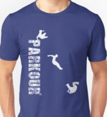 Parkour - urban traceur Unisex T-Shirt