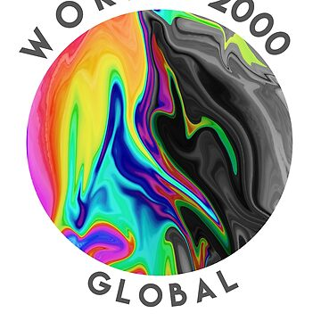 World 2000 Global - Save the Planet by absha2018