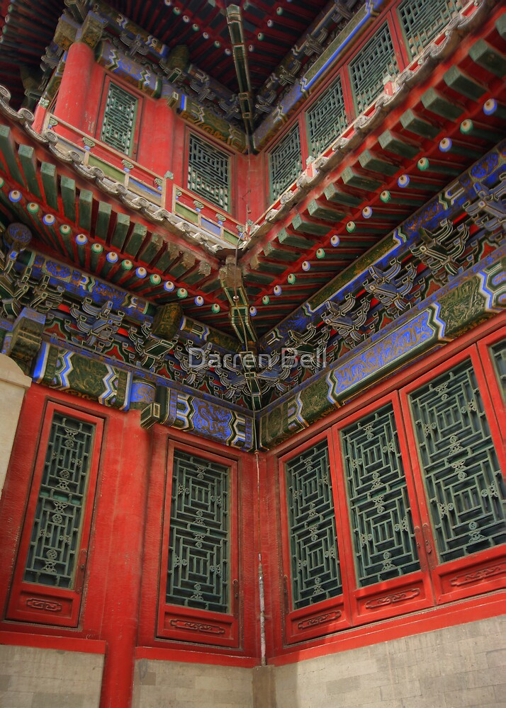 Chinese Colours by Darren Bell
