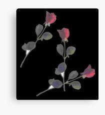 Rose Preserved Canvas Print