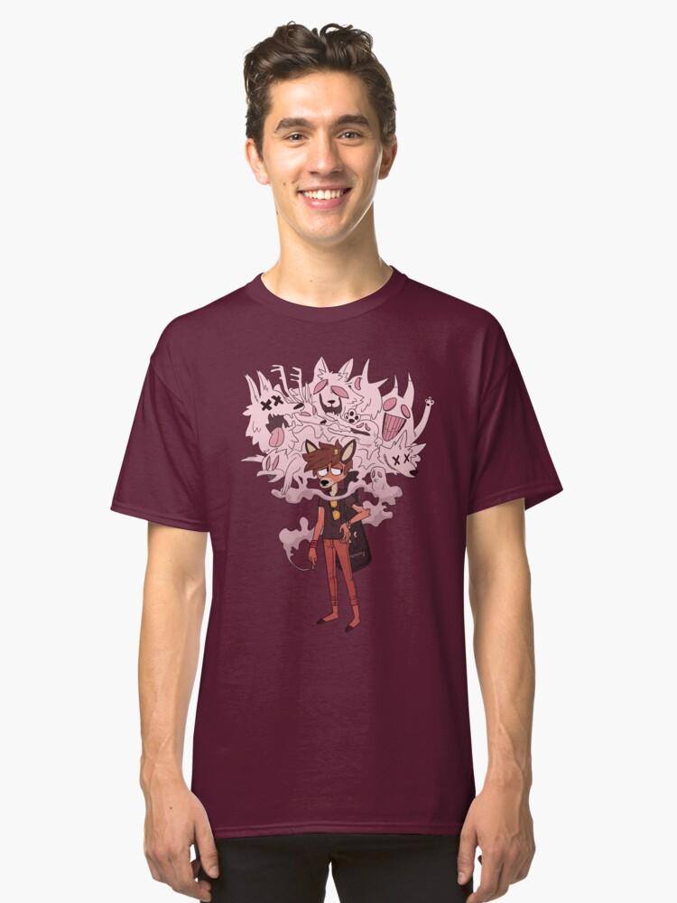 Oblivious Et Al Classic T-Shirt Front