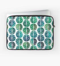 i love Green Leaf Laptop Sleeve