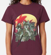 Camiseta clásica Cutie Platoon