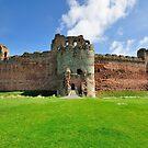 Tantallon Castle 1350-1650 by Tim Pruyn