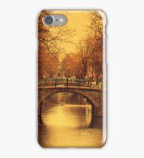 Retro Amsterdam iPhone Case/Skin