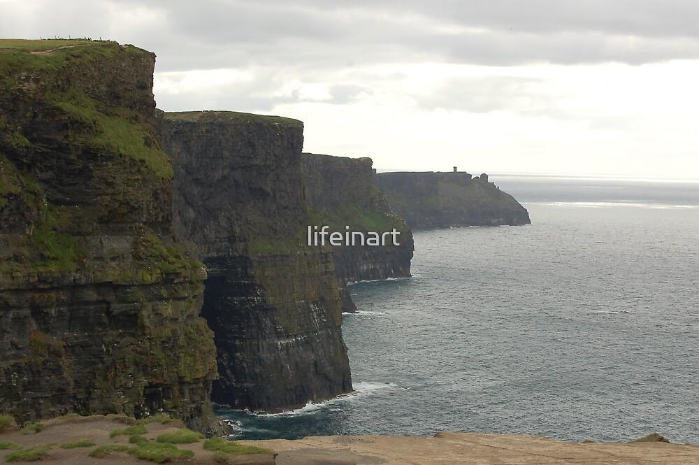 Ireland by lifeinart