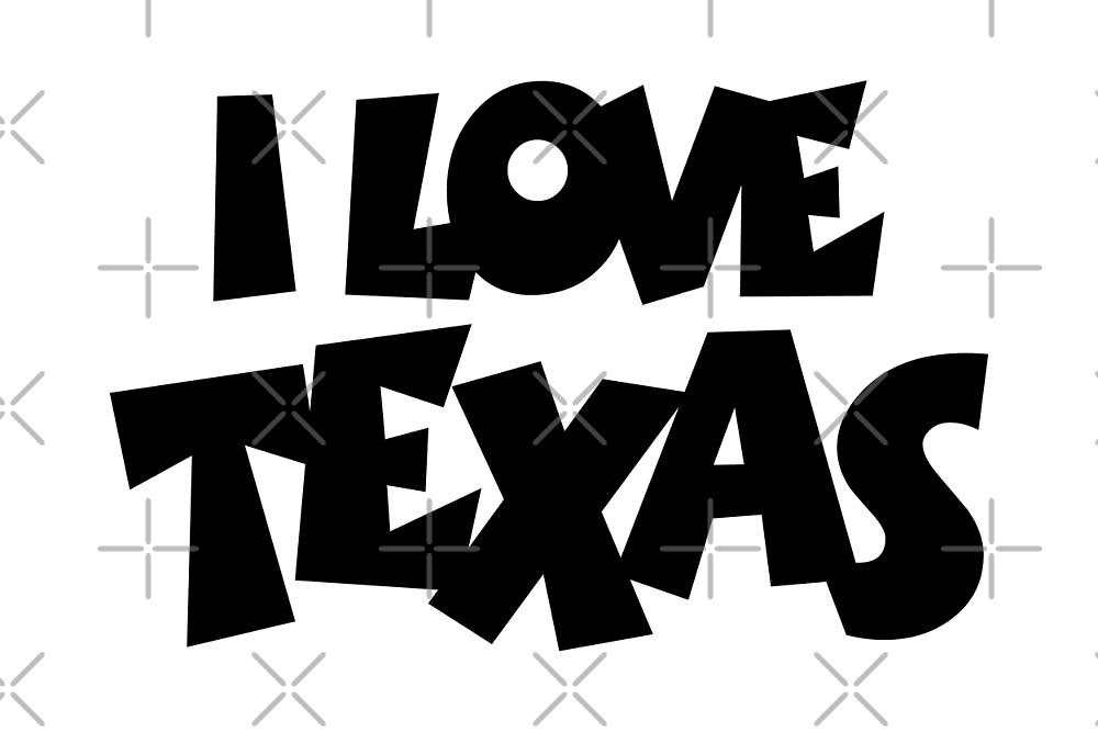I love Texas by theshirtshops
