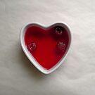 jello heart by Wrigglefish