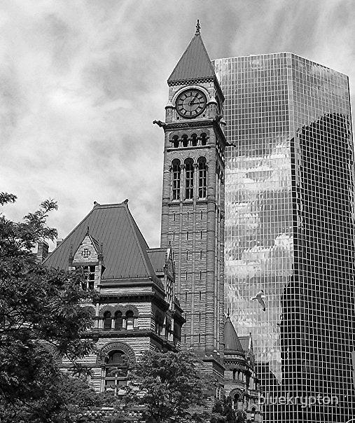Old City Hall  by bluekrypton