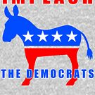 Pro Trump Impeach The Democrats by theartofvikki