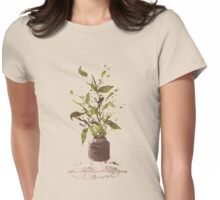 A Writer's Ink Womens Fitted T-Shirt